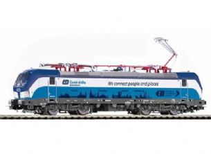 Piko 59188 HO Expert CD Vectron Prague-Berlin-Hamburg Electric Loco